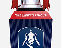 The FA Cup Plinth