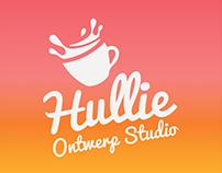 Hullie ontwerp studio Huisstijl