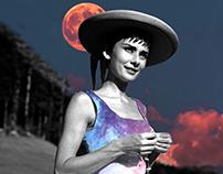 Audrey Hepburn Photomanipulation