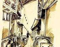Illustration   Alley