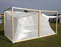 DHL Tent 2013