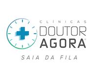 Clínicas Doutor Agora - Identidade Visual