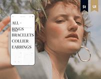 Qari Qris e-commerce website