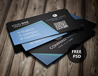 Modern Business Card (Freebie)