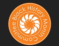 Black History Month Committee Logo