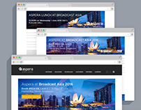 Digital Marketing (Event Specific) | Aspera
