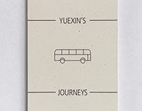 Yuexin's Journeys