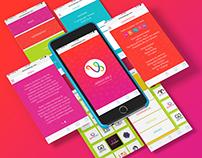UI-UX design Prototype mobil VeroriosDesign