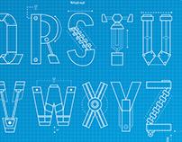 Proto-Type Typeface Design