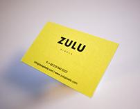 Zulu Business Cards