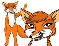 comic style illustrations