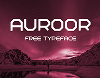 Auroor - Free Typeface