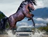 Jaguar Land Rover Richmond - Thunder Bird AD