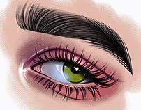 Sketch/eye