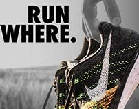 Nike Lunar Flyknit Advertisement