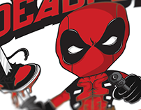 Stay Fresh Deadpool Design