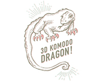 Komodo Dragon!