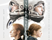 INTERSTELLAR // Alternative Movie Poster