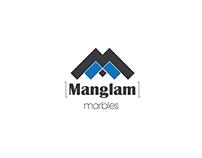 Manglam Marbles Branding