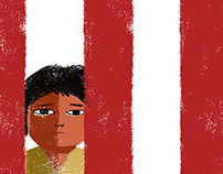 Immigrant Children Behind Bars