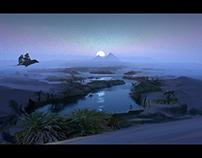 Aladdin's Whole new world