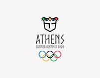 Athens Summer Olympics 2020
