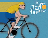 Sèvres - Etape finale du Tour de France 2015