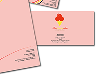 Dolphin & Tres Cucharadas - Business stationary