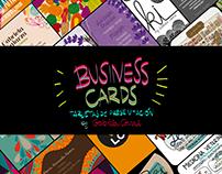 Business Cards / Tarjetas de Presentación