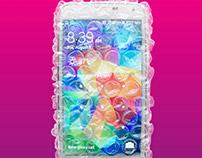 Samsung Store creative ad