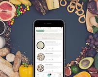 Food Trading app