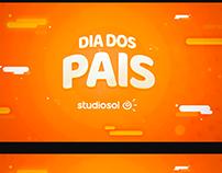 Dia Dos Pais - ID Visual