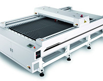 BRM Portal Laser Cutting Machine (150300)