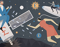 Space- The final frontier to investors