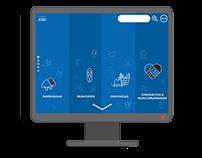 Sitio Web - CNC