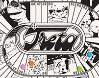 Treta board game