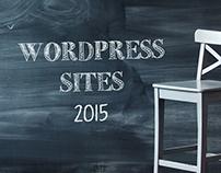 WordPress Sites 2015