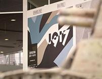 1917 — exposition Centre Pompidou Metz