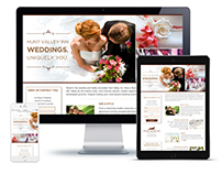 Landing Page - Hotel Wedding Planners