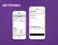 Netshoes - Information Architecture