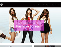 E-commerce layouts