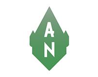 Abergavenny Now   Logo Design