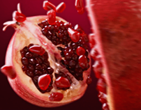 POMEGRANATE Beauty Commercial
