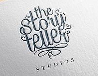The Story Teller Studios - Branding