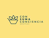 Consuma Conciencia | Brand Identity P.2