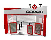 Stand Copag - Comic Con Experience 2015