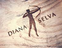 Diana Selva - Visual Identity