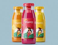 Organic Juice Packaging
