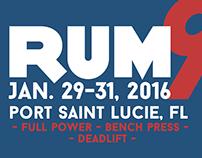 Raw Unity Powerlifting Championship 2015 - RUM 9