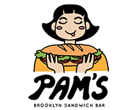 Pam's Brooklyn Sandwich Bar - Hypothetical